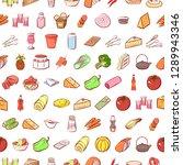 thumbnails set. background for... | Shutterstock .eps vector #1289943346