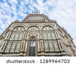 cathedral of santa maria del... | Shutterstock . vector #1289964703