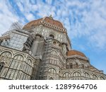 cathedral of santa maria del... | Shutterstock . vector #1289964706
