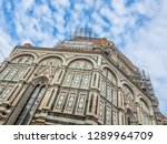 cathedral of santa maria del... | Shutterstock . vector #1289964709