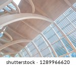 detail of modern architecture... | Shutterstock . vector #1289966620