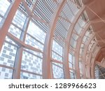 detail of modern architecture... | Shutterstock . vector #1289966623