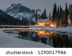 Emerald Lake Lodge Is One Of...