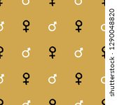 mars and venus seamless pattern ... | Shutterstock .eps vector #1290048820