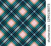 tartan fabric texture. seamless ... | Shutterstock . vector #1290138373