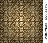 paisleys elegant floral vector... | Shutterstock .eps vector #1290161449