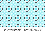colorful seamless pattern for... | Shutterstock . vector #1290164329