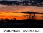 riga  december 2018   a... | Shutterstock . vector #1290266560