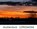 riga  december 2018   a... | Shutterstock . vector #1290266566