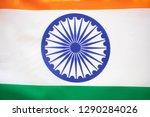 happy indian republic day 26...   Shutterstock . vector #1290284026