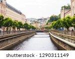 karlovy vary  czech republic  ... | Shutterstock . vector #1290311149