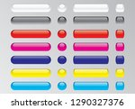 web button vector illustration... | Shutterstock .eps vector #1290327376