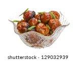 dried tomato   Shutterstock . vector #129032939