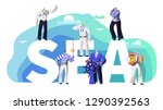 sea typography banner sailor... | Shutterstock .eps vector #1290392563