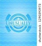 unusually sky blue water emblem ... | Shutterstock .eps vector #1290393973