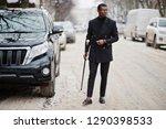 african american gentleman in...