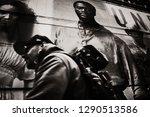 new york  usa   apr 28  2016 ... | Shutterstock . vector #1290513586