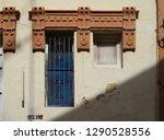revival windows. city of... | Shutterstock . vector #1290528556