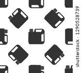 plastic canister for motor... | Shutterstock .eps vector #1290528739