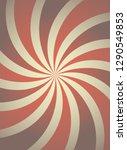 sunlight retro vertical... | Shutterstock .eps vector #1290549853