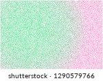 stipple background texture  ... | Shutterstock .eps vector #1290579766