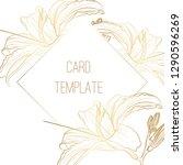 Botanical Wedding Invitation...