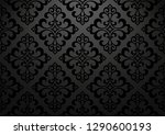 wallpaper in the style of... | Shutterstock .eps vector #1290600193