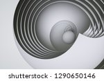 3d rendering  surface and... | Shutterstock . vector #1290650146