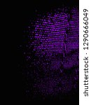 purple dark background | Shutterstock . vector #1290666049