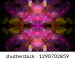 abstract multicolored...   Shutterstock . vector #1290702859