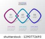vector business template for...   Shutterstock .eps vector #1290772693