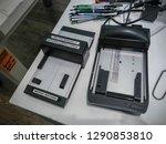 new york ny usa january 19 ... | Shutterstock . vector #1290853810