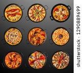 Creative Concept Photo Paella - Fine Art prints