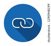 link icon  multimedia icon.... | Shutterstock .eps vector #1290948199