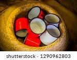 restaurant food from minas... | Shutterstock . vector #1290962803