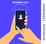 the concept of an incoming call ...