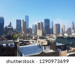new york   april 29  2017 view... | Shutterstock . vector #1290973699