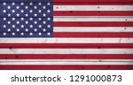 flag of united states of...   Shutterstock . vector #1291000873