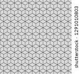 geometric seamless pattern....   Shutterstock .eps vector #1291010803