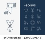 commerce icon set and purchase...