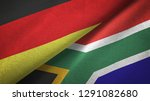 germany and south africa two...   Shutterstock . vector #1291082680