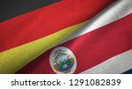 germany and costa rica two...   Shutterstock . vector #1291082839