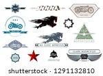 car repair  garage  auto... | Shutterstock .eps vector #1291132810