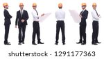 panoramic photo collage of... | Shutterstock . vector #1291177363