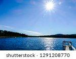 bridge at night  in sweden...   Shutterstock . vector #1291208770