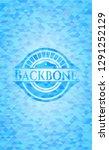 backbone light blue mosaic... | Shutterstock .eps vector #1291252129