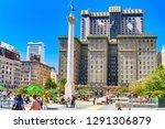 san francisco  california  usa  ...   Shutterstock . vector #1291306879