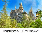 los angelos  california  usa  ...   Shutterstock . vector #1291306969