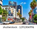 los angelos  california  usa  ...   Shutterstock . vector #1291306996