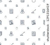press icons pattern seamless... | Shutterstock .eps vector #1291316419